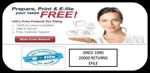 E-FILE TAX RETURN
